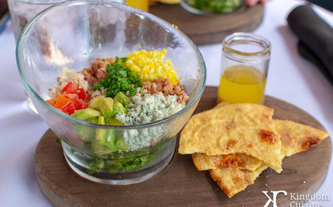 The Famous Cobb Salad