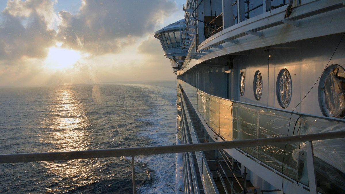Dining Onboard: Harmony of the Seas