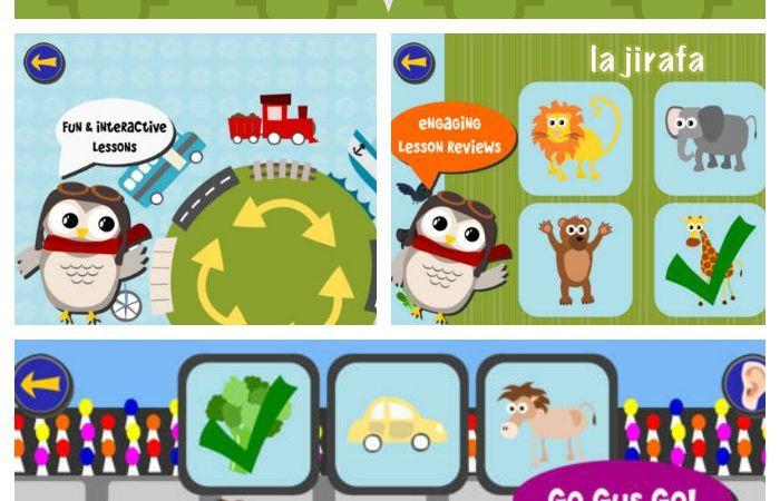Gus on the Go – Spanish App for Kids
