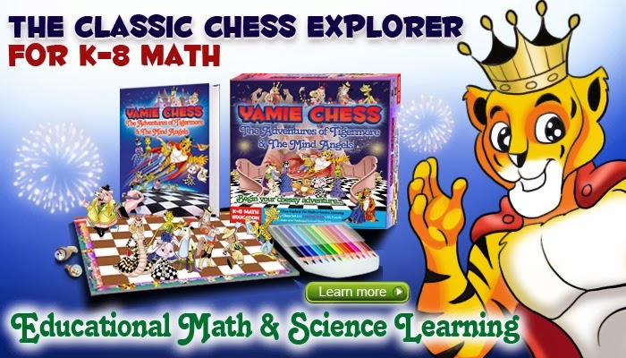 Yamie Chess – Educational Math & Science Learning