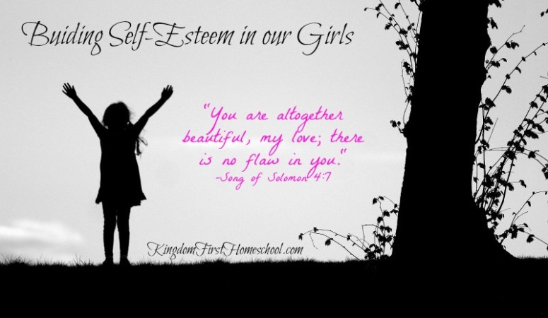 Building Self-Esteem in our Girls