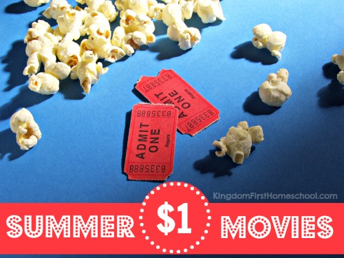 Summer Movies for $1