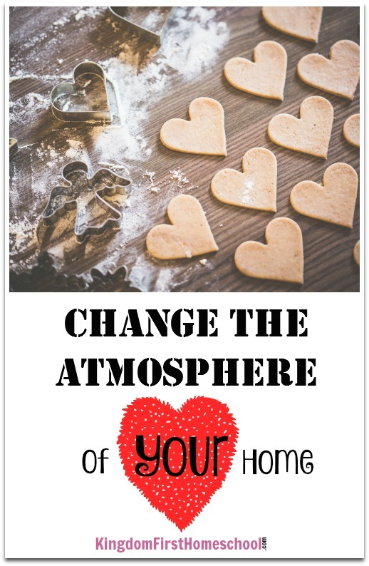 Change the Atmosphere of your home