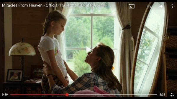 Miracles from Heaven - Official Trailer
