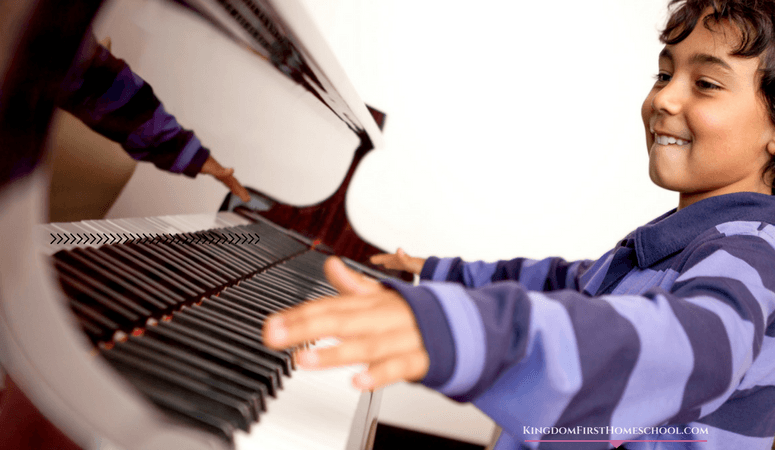 Free Online Music Lessons for Kids