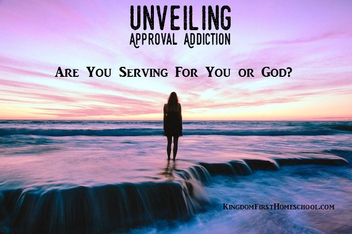 Unveiling Approval Addiction - Are You Serving For You or God?