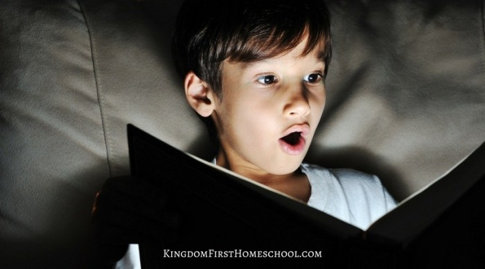 6 Ways to Encourage Your Child to Love Reading
