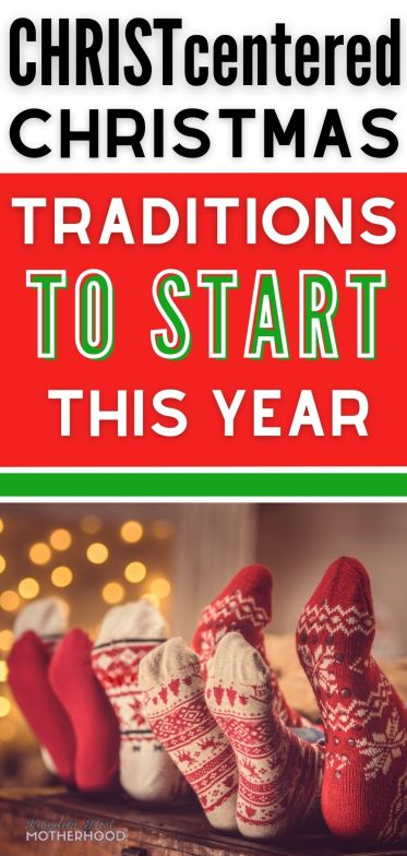 Christ-Centered Christmas Traditions to Start This Year