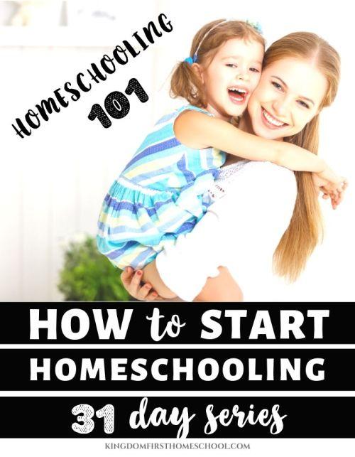 How to start homeschooling - Homeschooling 101