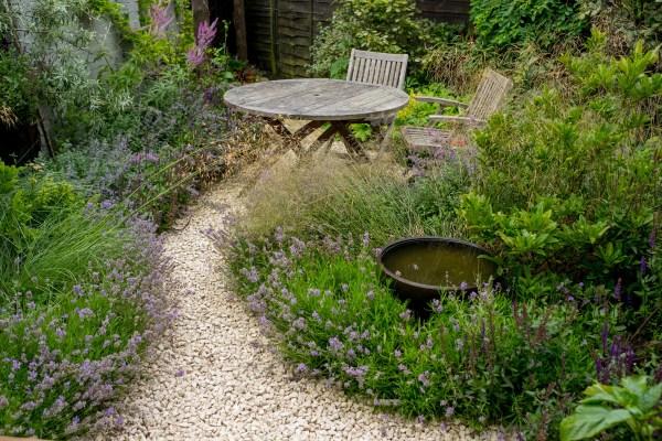 small garden design in leeds