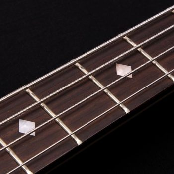 kingdom empire bass electric guitar fretboard