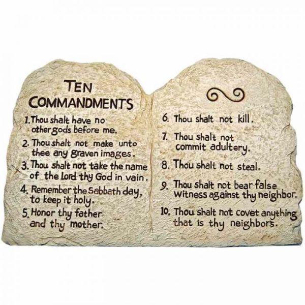 10 commandments # 27