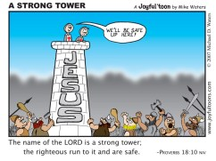 A Strong Tower - Proverbs 18:10