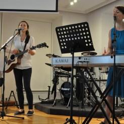 Starkes Worship-Team