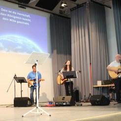 Unser Worship-Team