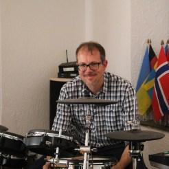 Drummer Jörg