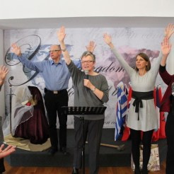 Aussegnung der PRAY-Teilnehmer