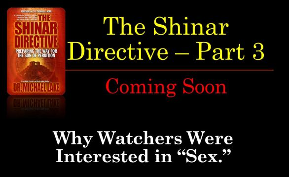 The Shnar Directive - Part 3