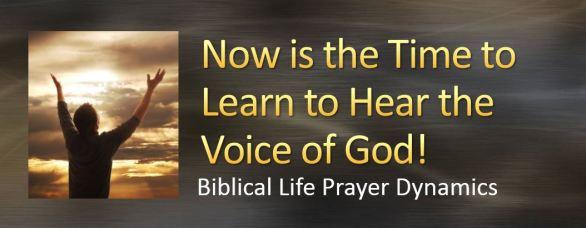 Biblical Life Prayer Dynamics