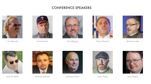 Conference 2 Speakier