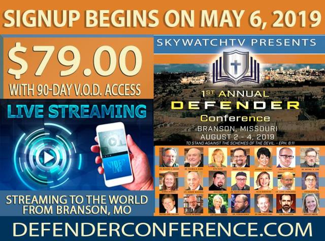 1st Annual Defenders Conference – August 2-4, 2019   Kingdom