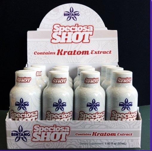 Kratom Energy Shot