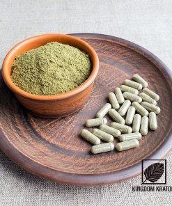 Super Green Borneo Capsules