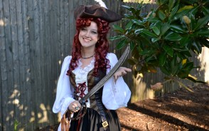 Pirate Princess Party