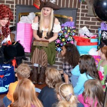 Pirate Princess Party Virginia