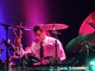 Ali Khan on Kandler Custom Drums 2014 4