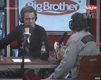 ALI KHAN RADIOSHOW aus Big Brother