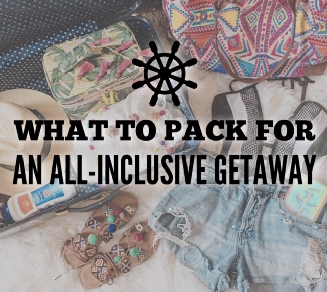 what to pack for beach getaway
