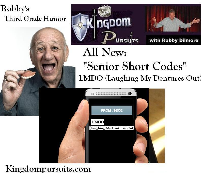 Senoir Short Code