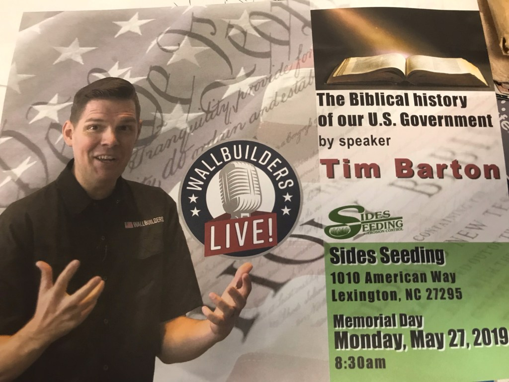 Biblical History Of The U.S. Government
