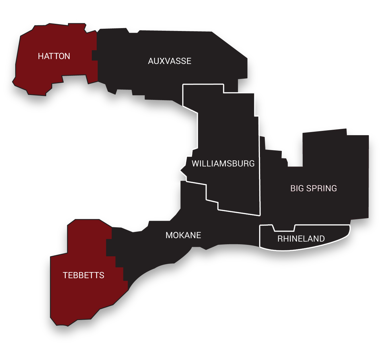 hight resolution of kingdom telephone co coverage map 2019