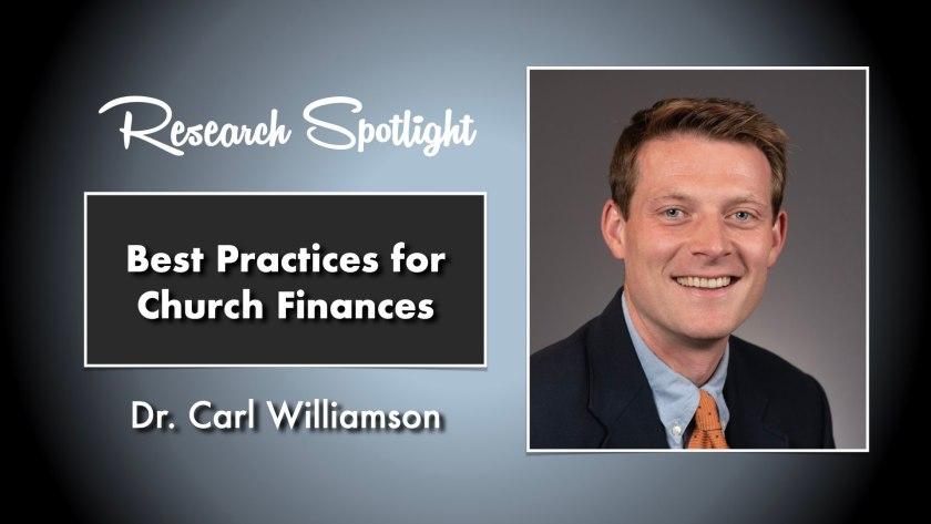 Carl Williamson Establishing Ethical Financial Practices