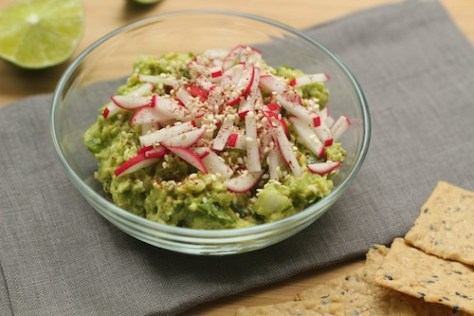 Easy Guacamole | KingfieldKitchen.com