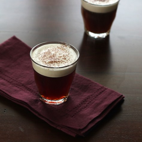 Cold Press Irish Coffee