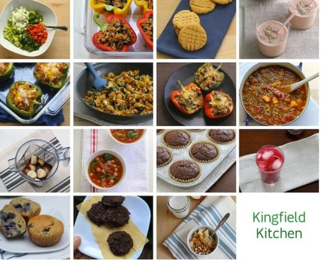 Kingfield Kitchen Top Recipes 2015