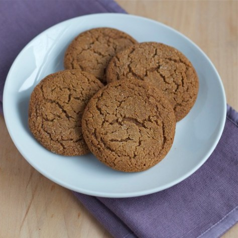 Molasses Spice Cookie