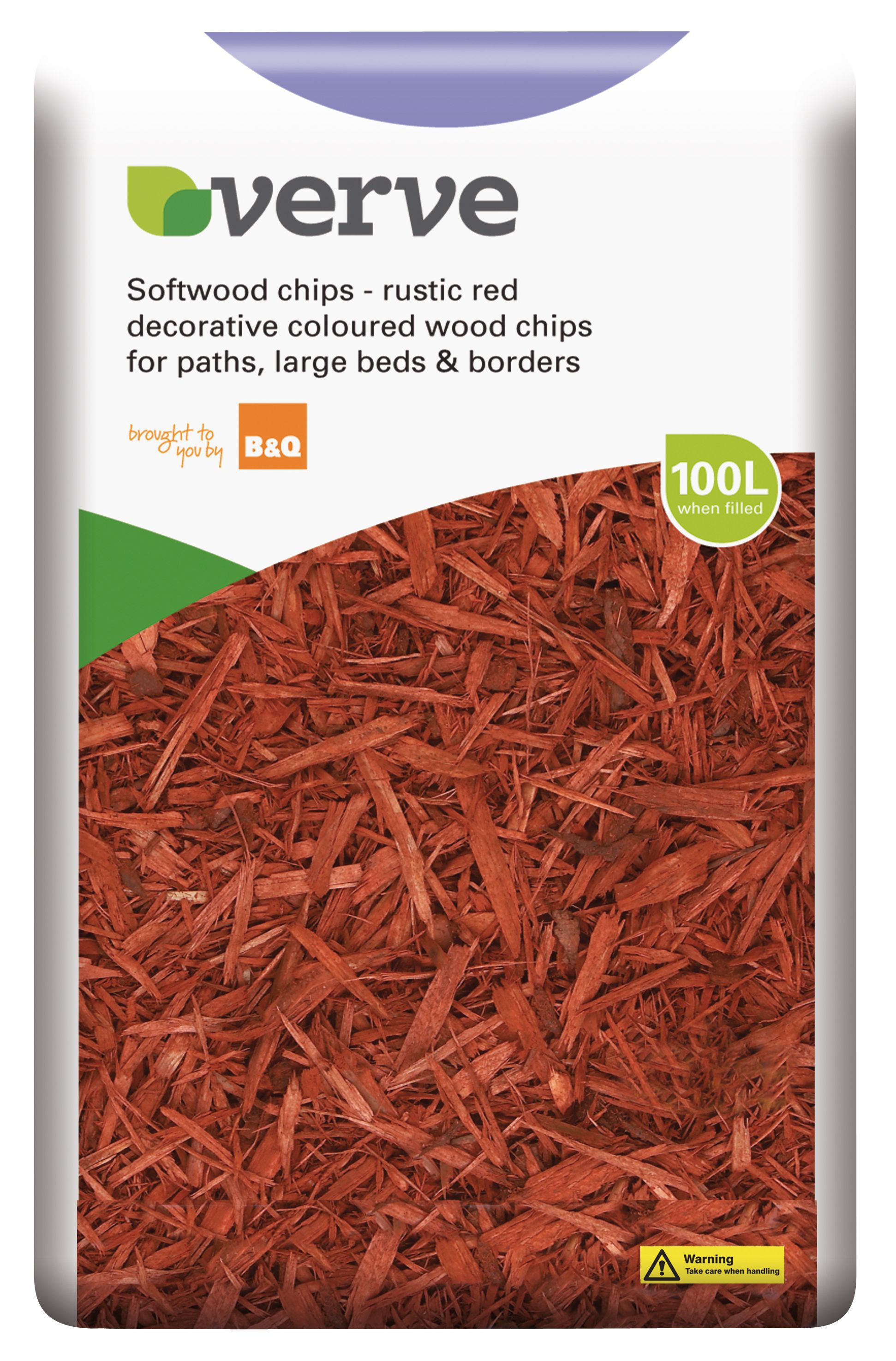 chairs in a bag rooms to go recliner verve bark chipping 100l bulk | departments diy at b&q