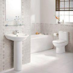 B&q Kitchens Kitchen Upgrades Ideal Standard Della Close-coupled Toilet & Full Pedestal ...