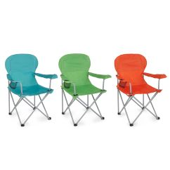 Folding Picnic Chairs B Q Teen Lounge Molloy Multicolour Metal Camping Chair Departments Diy At