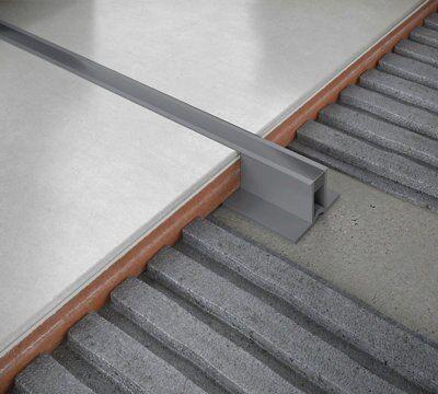 Tile Trims Aluminium Amp Plastic Tile Trims DIY At BampQ