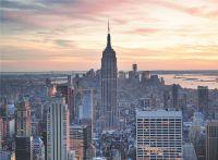 New York skyline Wallpaper mural | Departments | DIY at B&Q