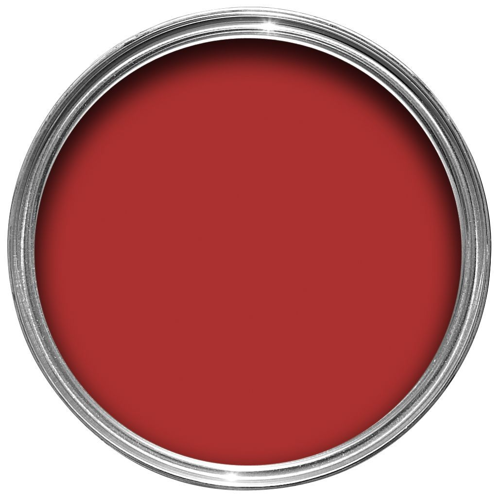 Dulux Weathershield Exterior Monarch Red Satin Wood