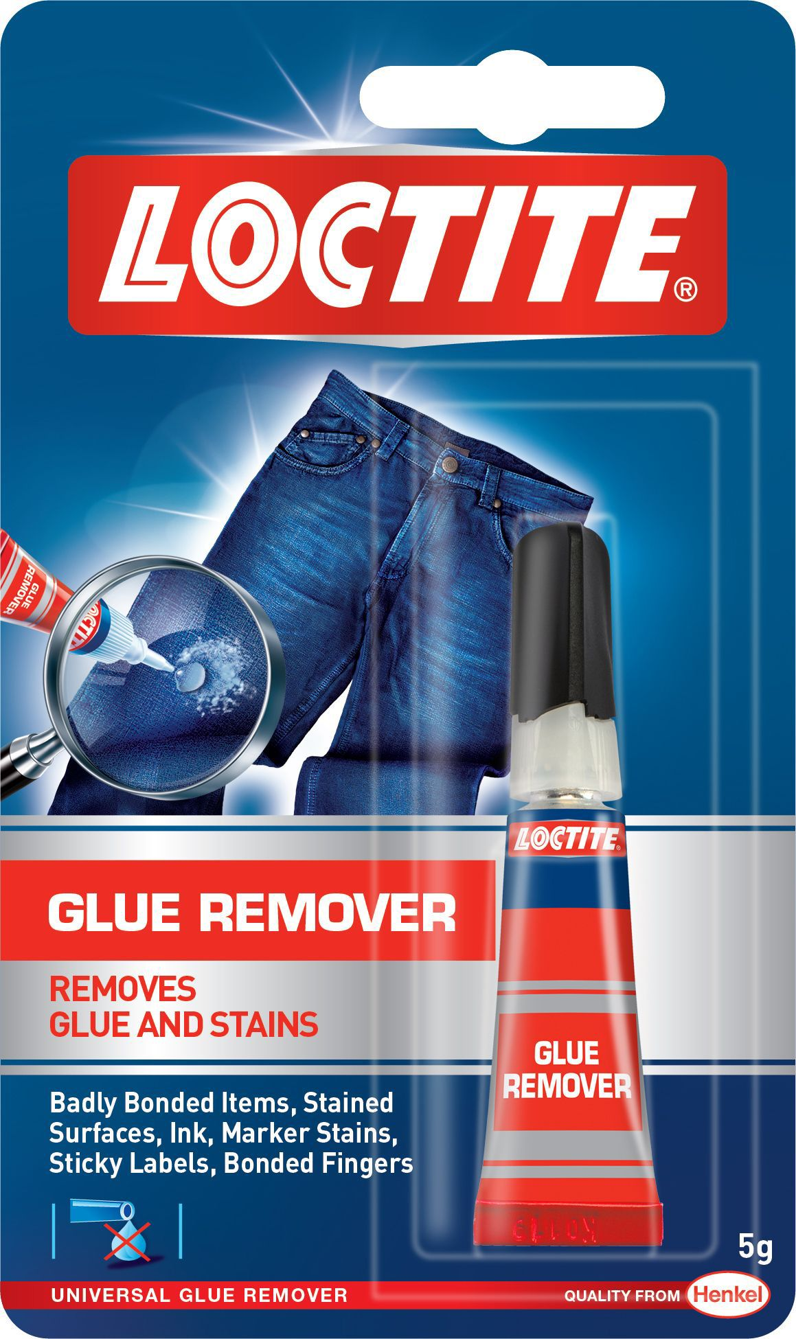 kitchen appliences pots and pans set loctite glue remover 5g | departments diy at b&q