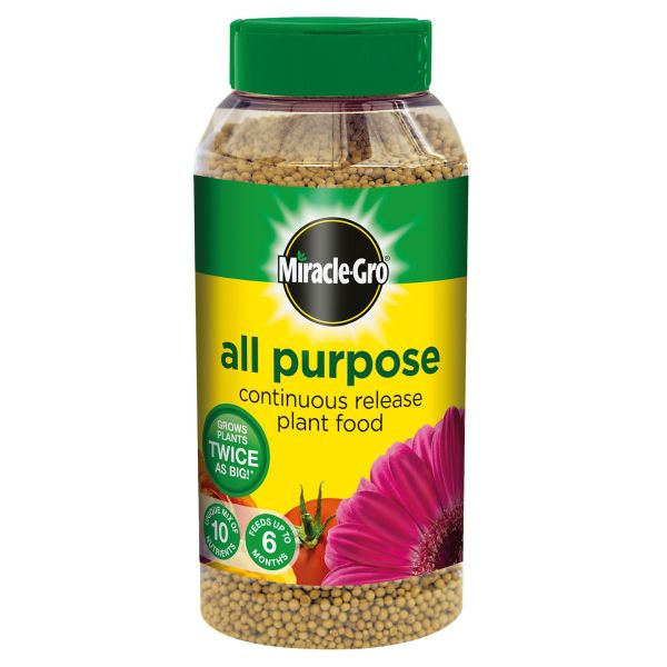 Miracle Gro Purpose Continuous Release Plant Food 1kg