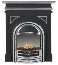 Dimplex Burlington Electric Fireplace | Departments | DIY ...