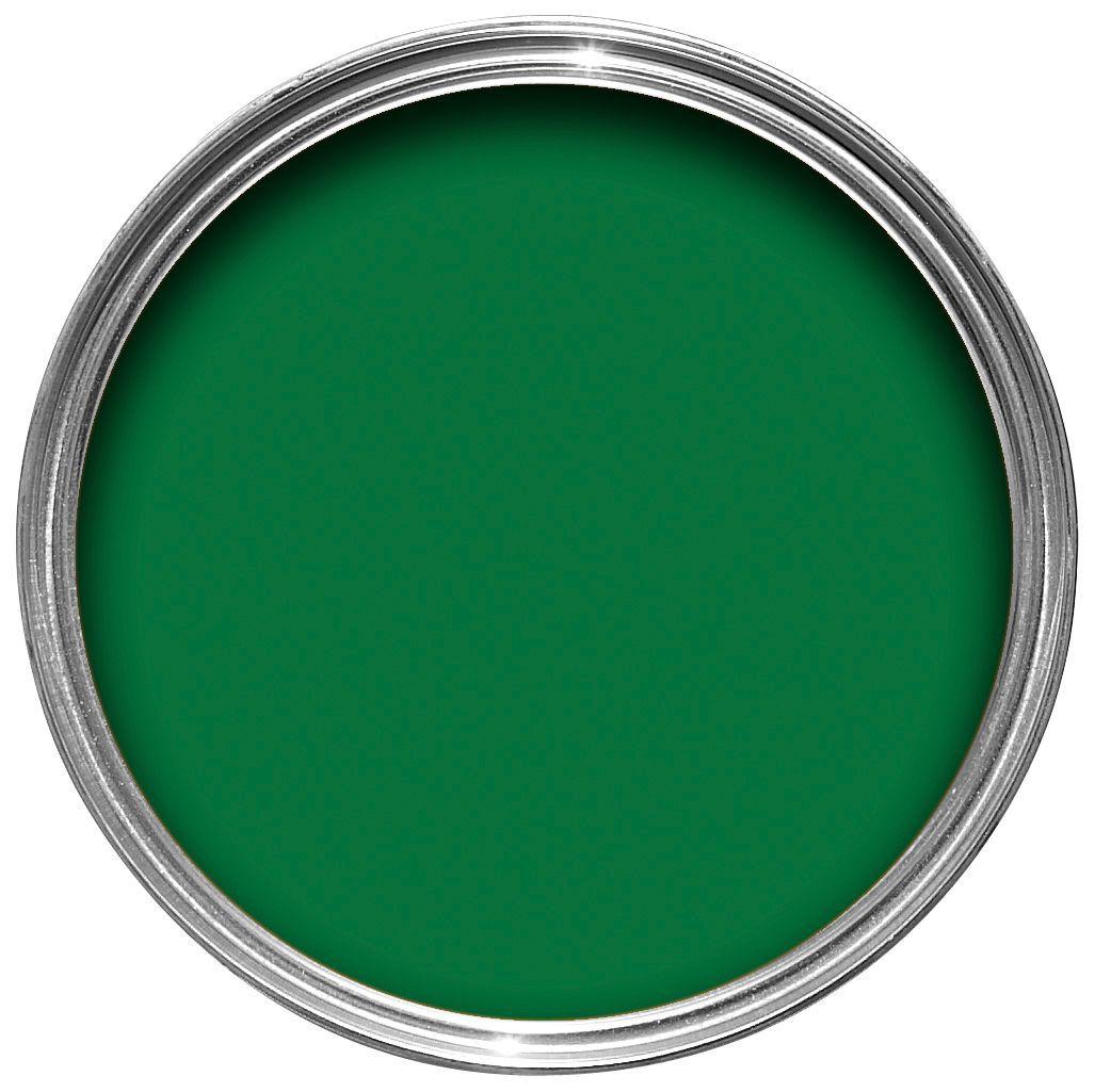 Hammerite Buckingham green High gloss Garage door paint
